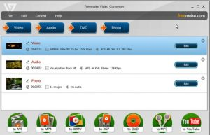 Freemake Video Converter 4.1.12.94 Crack With Serial Key Free Download