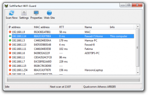 SoftPerfect WiFi Guard 2.1.5 Crack + License Key Free Download
