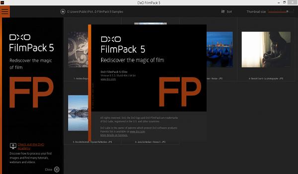 DxO FilmPack Elite 5.5 Crack-Serial Key Free