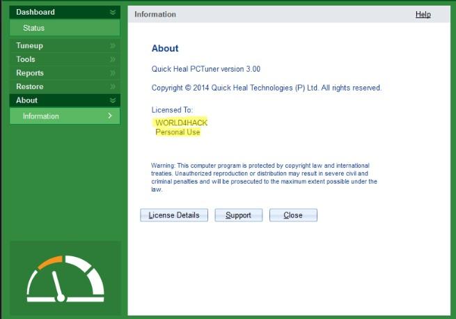 Quick Heal Total Security Crack-Keygen Latest Keys...