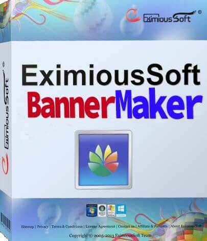 EximiousSoft Banner Maker Pro 5.48 Crack-Serial Key Free
