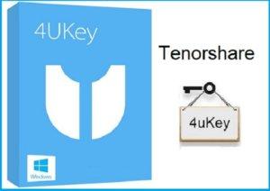 Tenorshare 4uKey 3.0.5.2 Crack-Latest Version Free